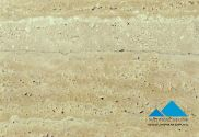 Iran Beige Travertine `antique regular cut