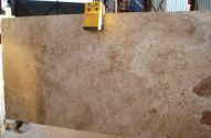 Noce travertine cross cut slabs T