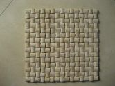 AM#5 Yellow Limestone Mosaic